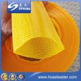 Mangueira flexível de Layflat da água do PVC