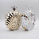 frasco de vidro do rum do conhaque 700ml, frasco do licor duro com parte superior da cortiça