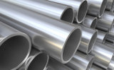 De ronde/Vierkante Roestvrij staal Gelaste Fabrikant van de Pijp met Concurrerende Prijs