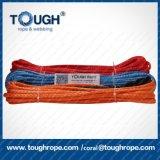Linha sintética do guincho de Ropewinch da corda de reboque do caminhão quente