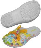 Última Senhoras Colgs EVA chinelos sandálias respirável Casual