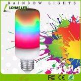 3W 5W 7W 9W bunte LED Flamme-Birne für Festival-Dekoration