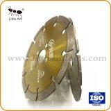 """5""""/125mm l'utilisation à sec Disque de coupe la puissance des outils Diamant Or Hot-Pressed lame de scie"""