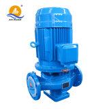 縦の熱い電動機のインライン遠心水ポンプ