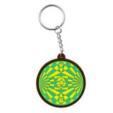 PVC souple Trousseau, anneau de chaîne de clé personnalisée, de la Chine fabricant titulaire de chaînes de clés