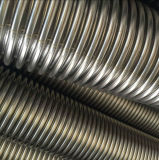 Durite flexible en métal ondulé chimique