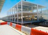 La casa moderna del envase/la casa prefabricada/prefabricó/los hogares modulares