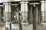 Volledig Automatische Vloeistof die de Eetbare Plantaardige Machine van het Flessenvullen van het Huisdier van de Olijfolie koken