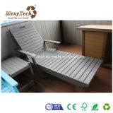 浜、庭のための現代屋外の多重デザインPSの木製の家具