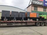 Портативный Scy дизельного четыре колеса винтовые воздушные компрессоры серии