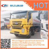Caminhão de tanque do aço inoxidável de Iveco Hongyan Henlyon para o combustível de petróleo Diesel