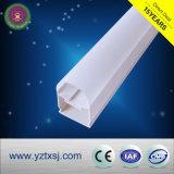 T8 LED 관 주거 램프 주거 PVC Nano 물자