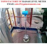 Lokale LCD-Bildschirmanzeige-intelligentes Radar-Wasserspiegel-Hochfrequenzmeßinstrument
