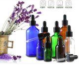 Varias especificaciones Aceite esencial de la botella de cristal