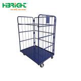 Lager-großer Walzen-Metalldraht-Rahmen-Speicher-Rahmen-Behälter