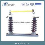 40,5kv de HRW5-40.5 de cerámica de polímero albergó la deserción de recorte de fusible