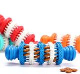 咀嚼の球の食糧ディスペンサーの飼い犬の咀嚼のおもちゃ