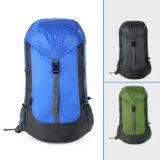 Hot vender mochila de viajes personalizada con el logotipo de la bolsa de viaje impermeable bolsas mochila de senderismo