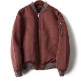 Европейский и американский заказ 2018 осеней/новый Н тип зимы новой Zippered куртки с толщиным хлопком Jacke