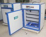 A galinha inteiramente automática Eggs a máquina de Hatcher da incubadora do ovo das aves domésticas