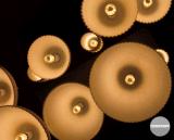 Gaststätte-gute Qualitätsdekoration-hängendes Glaslicht (AP9011-12L)