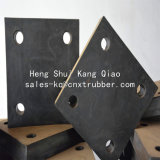 Professionelle elastomere Gummipeilung-Auflage für Brücken-Aufbau
