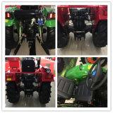 18HP 4WDの農場か耕作するか、または芝生または庭または熱い販売法または新しくまたはAgriまたはコンパクトなまたは農業のトラクターまたは農場のコンパクトなトラクターまたは電気トラクターまたは二重車輪のトラクターまたはディーゼルトラクター