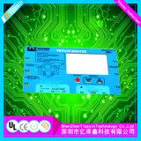 Painel gráfico da folha de prova do interruptor de membrana da tela de toque do vendedor superior