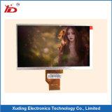 TFT 7 ``CTP 접촉 위원회를 가진 1024*600 LCD 모듈 표시판