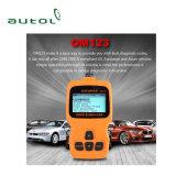 Лучшие продажи автомобиля OBD2 сканер Autophix Om123 диагностики бортовой системы диагностики автомобилей с помощью диагностического прибора функция голосового управления записью язык