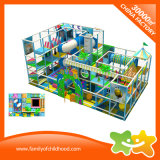 Ce Certificated Forest Theme Kids indoor tunnel Playground