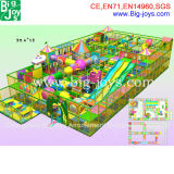 Большая крытая спортивная площадка, спортивная площадка детей для сбывания (BJ-ID12)