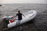 Barco liso do reforço do assoalho do barco inflável de Liya Hypalon