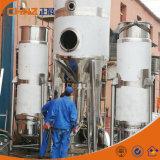 3000L Prijs van het Effect van de verdamping de Dubbele van de Kristallisator van de Evaporator van het Water van het Industrieafval