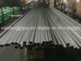Accessoires de pêche à la traîne polissant le tube soudé par qualité de l'acier inoxydable 316