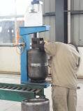 производственная линия сварочный аппарат баллона 15kg LPG агрегата технологических оборудований тела