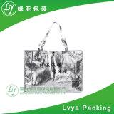 La promotion estampée personnalisée réutilisent pp que le laminage non tissé portent le sac
