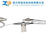 interruptor óptico de fibra de 1260-1650nm D2X2, camino óptico De epoxy-Libre