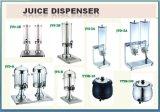 Distribuidor Columnar do suco do aço inoxidável da produção em massa único
