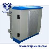 Drahtloser Bänder 530W G/M CDMA 3G 4G UHFvhf-Systems-Gefängnis-Signal-Hemmer des Steuer6 (bis 600m stauend)