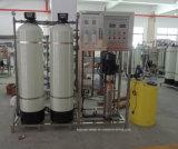 macchina di desalificazione dell'acqua di pozzo del sistema di trattamento dell'acqua salata 1000lph