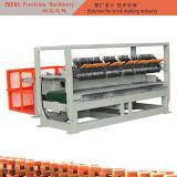 Автомат для резки заготовки кирпича глины 2 прокладок грязи Servo