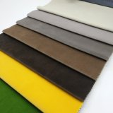 Prodotto intessuto tappezzeria del sofà del cuscino della tenda del velluto della tessile della famiglia del poliestere