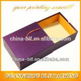 Carton de empaquetage fait sur commande de cadre de papier de tiroir