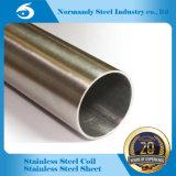 ASTM 202 soldó el tubo/el tubo del acero inoxidable para la estructura de la máquina