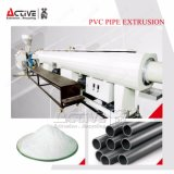 Saving-Energy UPVC/CPVC/PVC Pipe Line Extrusion