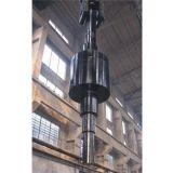 AISI4340 SAE4140 выковало специальный вал используемый для гидровлической турбины