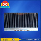 Perfil de extrusión de aluminio con Heatpipe de disipador de calor.