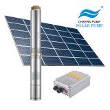 Van de Garantie van Jintai Hoge Efficiënte 3 van de ZonneJaar Pomp van het Water met Controlemechanisme MPPT