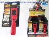 rote Plastikscharfe Zahn-Minifläche-Raspeln des griff-60X40saw